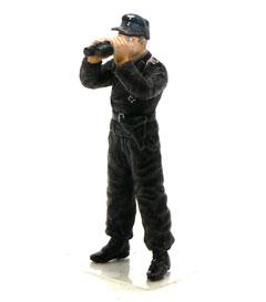 Sd.kfz.250/9 付属の人形