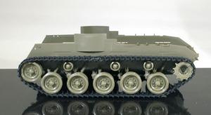 M42A1ダスター自走高射機関砲 車輪の取り付け