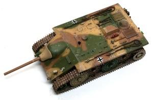 計画駆逐戦車E-10 ドライブラシ