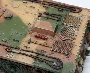 計画駆逐戦車E-10 OVMの仕上げ