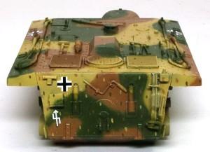 計画駆逐戦車E-10 デカール貼り