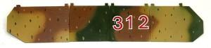 計画駆逐戦車E-10 車両番号