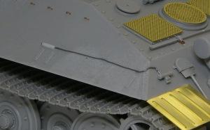 駆逐戦車E-25 車幅表示灯のコード