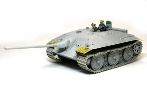 駆逐戦車E-25 組み立て完了