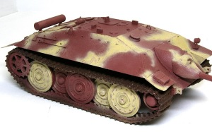 駆逐戦車E-25 チッピング