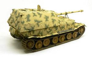 ドイツ重駆逐戦車・エレファント 塗装