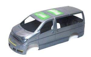 エルグランドE51前期型 ボディの改造