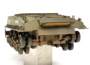 M4A3E8シャーマン イージー・エイト 泥はねを付ける