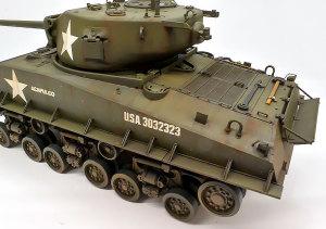 M4A3E8シャーマン イージー・エイト ストリーキング