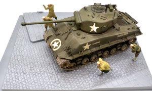M4A3E8シャーマン イージー・エイト レイアウトの検討