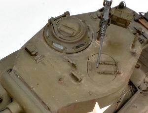 M4A3E8シャーマン イージー・エイト 車載機銃