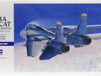 F-14Aトムキャット 1/72 ハセガワ