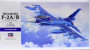 航空自衛隊・支援戦闘機F-2A/B 1/72 ハセガワ