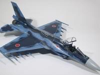 拭き取り 支援戦闘機F-2A