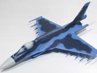 塗分け完了 支援戦闘機F-2A