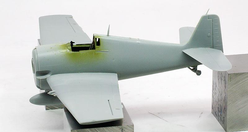 グラマン・F6F-3ヘルキャット