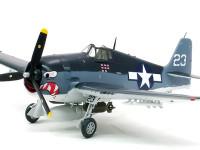 F6F-3ヘルキャット 細部の塗り分けと組み立て