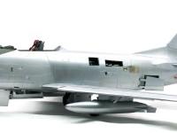 降着装置、ミサイル、エアブレーキ、レーダーの制作