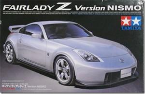ニッサン・フェアレディZ Z33型 ヴァージョン・ニスモ 1/24 タミヤ