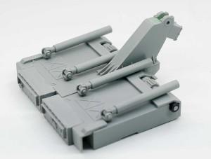 2連装砲架の台の部分