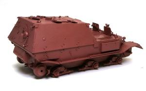 フェルディナンド最終生産車輌 基本塗装