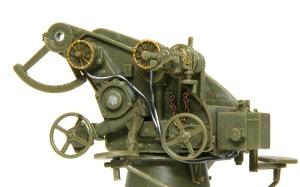 8.8cm対空砲Flak18 電源コードを追加
