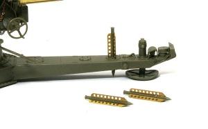 8.8cm対空砲Flak18 杭