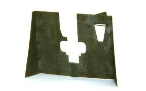 8.8cm対空砲Flak18 防盾