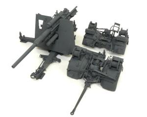 88mm砲Flak36 基本塗装