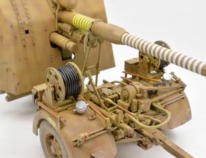 8.8cm対空砲Flak37 コードリール