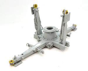 8.8cm対空砲Flak37 架台