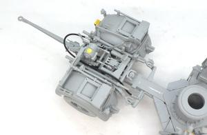 8.8cm対空砲Flak37 リンバー(前)
