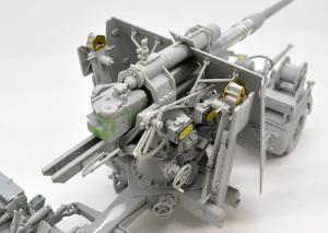 8.8cm対空砲Flak37 防盾