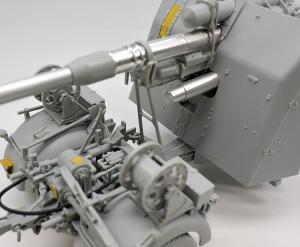 8.8cm対空砲Flak37 トラベルロック