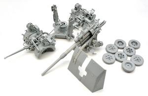 8.8cm対空砲Flak37 サフ吹き