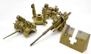 8.8cm対空砲Flak37 暗色