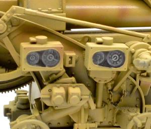 8.8cm対空砲Flak37 メーター