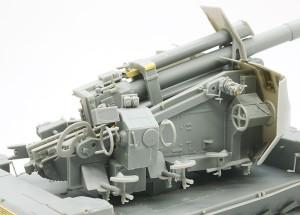 射撃制御装置と座席