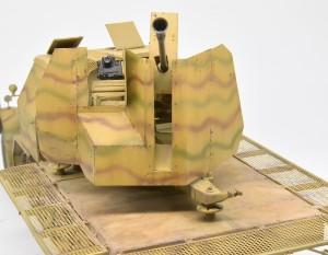 Flak43のウエザリング