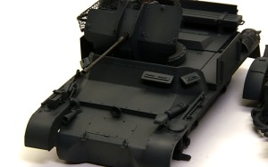 1号対空戦車A型 退色表現