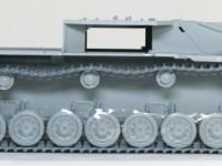 履帯の組立て フンメル後期型