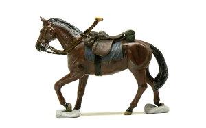 ドイツ・第1騎兵師団 馬1頭目の塗装