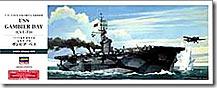 アメリカ海軍・護衛空母CVE-73ガンビアベイ 1/350 ハセガワ