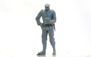 ドイツ・野戦榴弾砲兵 隊長の脚