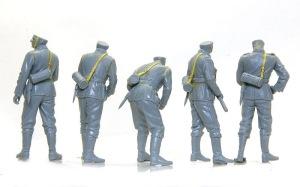 ドイツ・野戦榴弾砲兵 ガスマスクケースベールとのディテールアップ