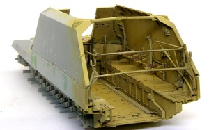 グリレ17 格納庫の組み立て