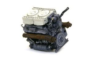 グリレ17 マイバッハHL230P30エンジン