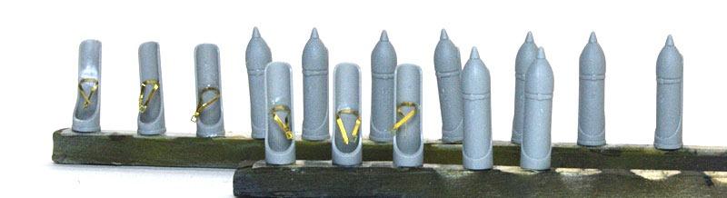 砲弾ラック 15cm自走重歩兵砲グリレK