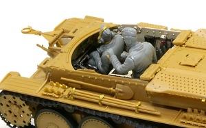 ドイツ・対戦車自走砲兵 ドライバーと砲手