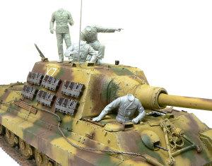 ドイツ武装親衛隊・戦車兵 組立て